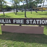 ELC Fire Station Sign