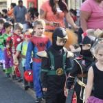ELC Halloween Parade