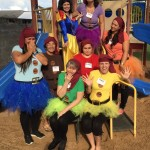 ELC Teachers Costumes