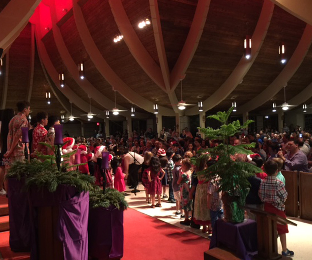 2015 Christmas Program SAS