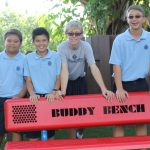 students buddy bench
