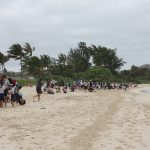 SAS Safe & Caring Beach Cleanup