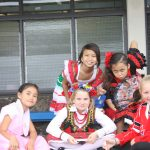kids enjoying Cultural Awareness Day