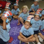 listening to Dr Seuss