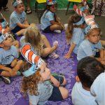 kids enjoy hearing Dr Seuss