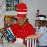 reading cat in the hat