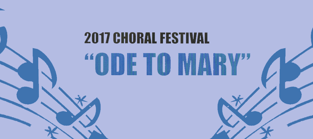 Ode to Mary Choral Festival